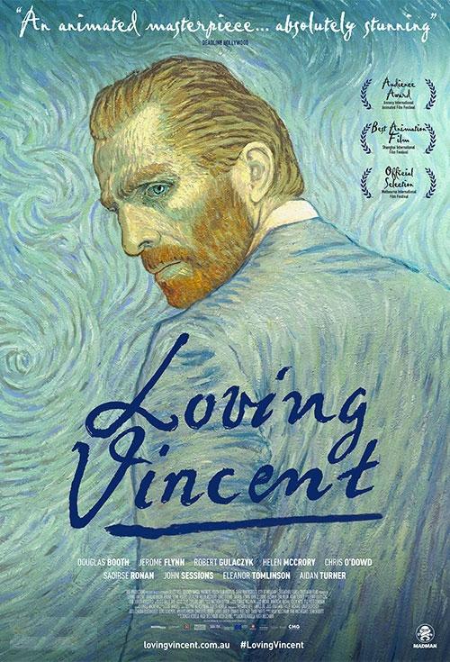"""Com amor, Van Gogh"""""""