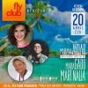 panfleto Mariana Aydar, Maria Gadu, Mart'nália