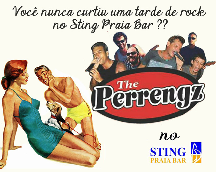 - Sting Praia Bar - Estrada da Balsa, 1937, Domingo 23 de Abril de 2017