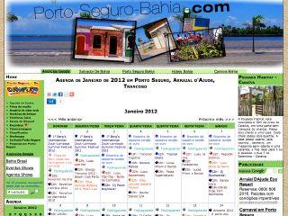 panfleto Agenda Porto Seguro 2017-2018