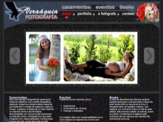 panfleto VeraÁguia - Fotografia de casamentos