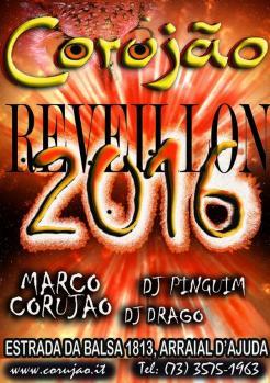 Reveillon Corujão 2016