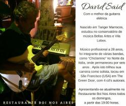 panfleto David Said