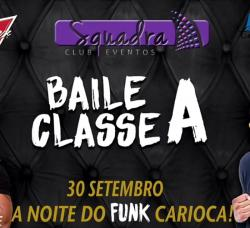 panfleto Baile Classe A