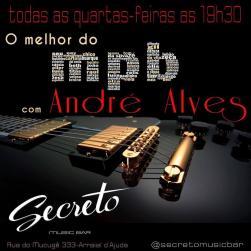 panfleto André Alves