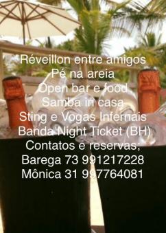 panfleto Sting & the Vogas