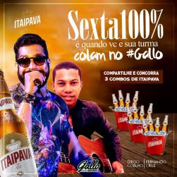 panfleto Happy Hour - Diego Coelho e Fernando Cruz