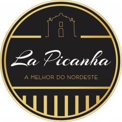panfleto Inauguração de La Picanha Churrascaria
