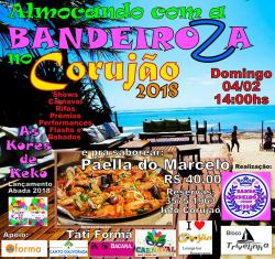 Paëlla de Carnaval Bandeiroza