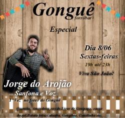 panfleto Jorge do Arojão