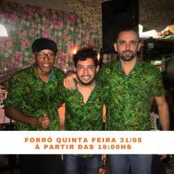 panfleto Trio Arrumadinho