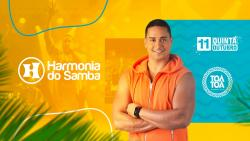 panfleto HARMONIA DO SAMBA