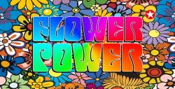 panfleto Flower Power 1