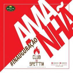 panfleto Samba InCasa - Dia de Inauguração