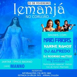 Corujão Iemanjá - Nari Farias + Karine Ramos
