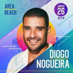 panfleto Diogo Nogueira