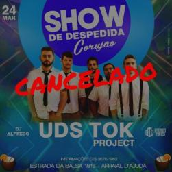 Udstok Project - despedida da banda CANCELADA