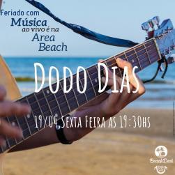 panfleto Dodô Dias