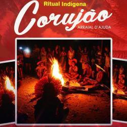 Ritual indigena Pataxó da Lua Cheia
