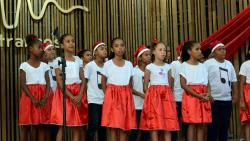 panfleto 6° Natal em Harmonia - Concerto Natalino