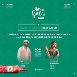 panfleto Yã Mattos + Karine Ramos