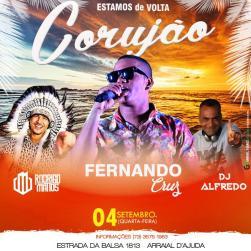 Reabertura do Corujão - Fernando Cruz