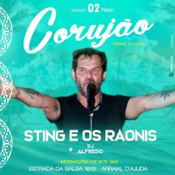 Sting e Os Raonis