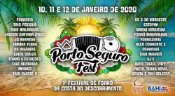 panfleto Porto Seguro Fest