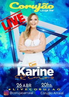 Karine Ramos LIVE