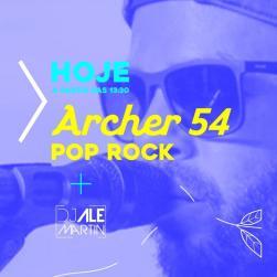 panfleto Archer 54
