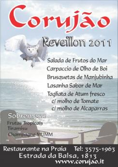 Reveillon-Jantar - Corujão