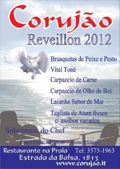 Reveillon-Jantar do Corujão