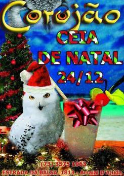 Ceia de Natal do Corujão