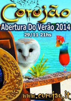 Festa de Abertura do Corujão