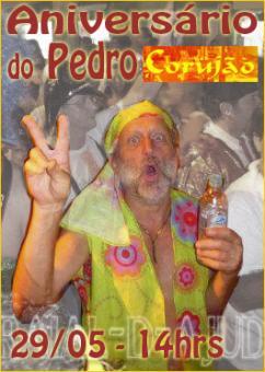 Aniversário do Pedro