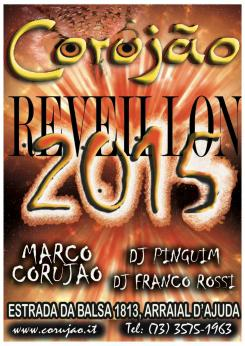 Reveillon Corujão 2015