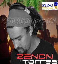 panfleto DJ Zenon