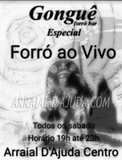 panfleto Forró ao vivo - Netão Sanfoneiro
