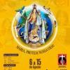 panfleto Romaria 2017 - Festa de Nossa Senhora d'Ajuda