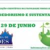 panfleto XIª Semana de Iniciação Científica - Empreendedorismo e Sustentabilidade