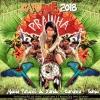 panfleto CarnAWÊ - Carnaval Caraíva 2018