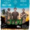 panfleto Show do 3030 - 3º Festival Sunset