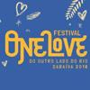 panfleto One Love Festival Caraíva