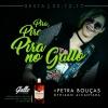 panfleto Happy Hour - Petra Bouças e Thiago Alcântara