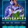panfleto Reveillon com Abel Chaves e banda