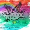 panfleto Festa Hello LGBT