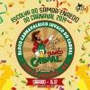 panfleto Suvaco do Cabral - Escolha do Samba Enredo do Carnaval 2019