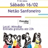 panfleto Netão Sanfoneiro
