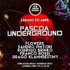 panfleto Pascoa Underground