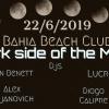 panfleto Dark Side of the moon